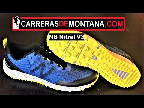 new balance nitrel hombre