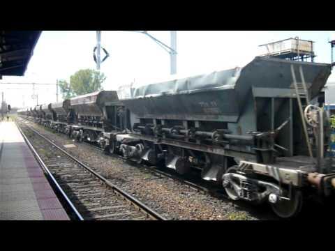 Locomotive GM GT22 9010 Ferrosur roca Freight Train