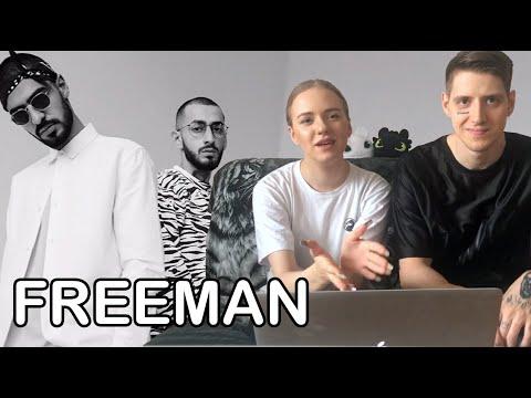 РЕАКЦИЯ МУЗЫКАНТОВ НА КЛИП Miyagi & Andy Panda - Freeman (Official Video)