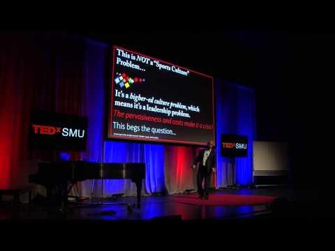 Legal vs. Ethical Liability: A Crisis of Leadership and Culture | Mel Fugate | TEDxSMU