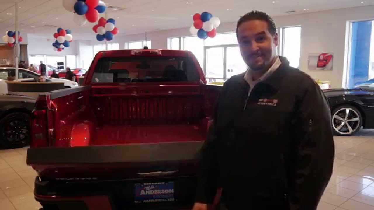 Mike Anderson Chevrolet >> 2015 Chevy Colorado | Mike Anderson Chevy Chicago - YouTube