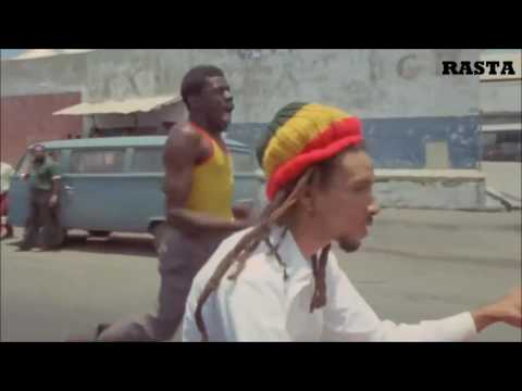 he official video of Bob Marley's funeral
