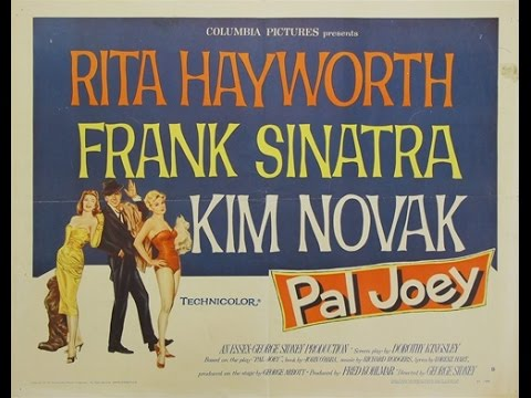 """Frank Sinatra  - """"The Lady Is a Tramp"""" -  Scene from """"Pal Joey"""" - 1957"""