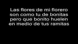 los charros de lumaco - las flores de tu florero letra HD thumbnail