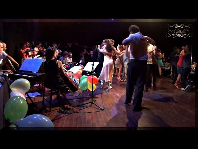 La orquesta de Madrid tiene una milonga, Social Tango en España
