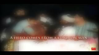 Pawan Kalyan's Inspirational Video Thumbnail