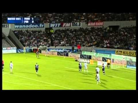 2001/2002 - Replay Bordeaux vs Paris SG