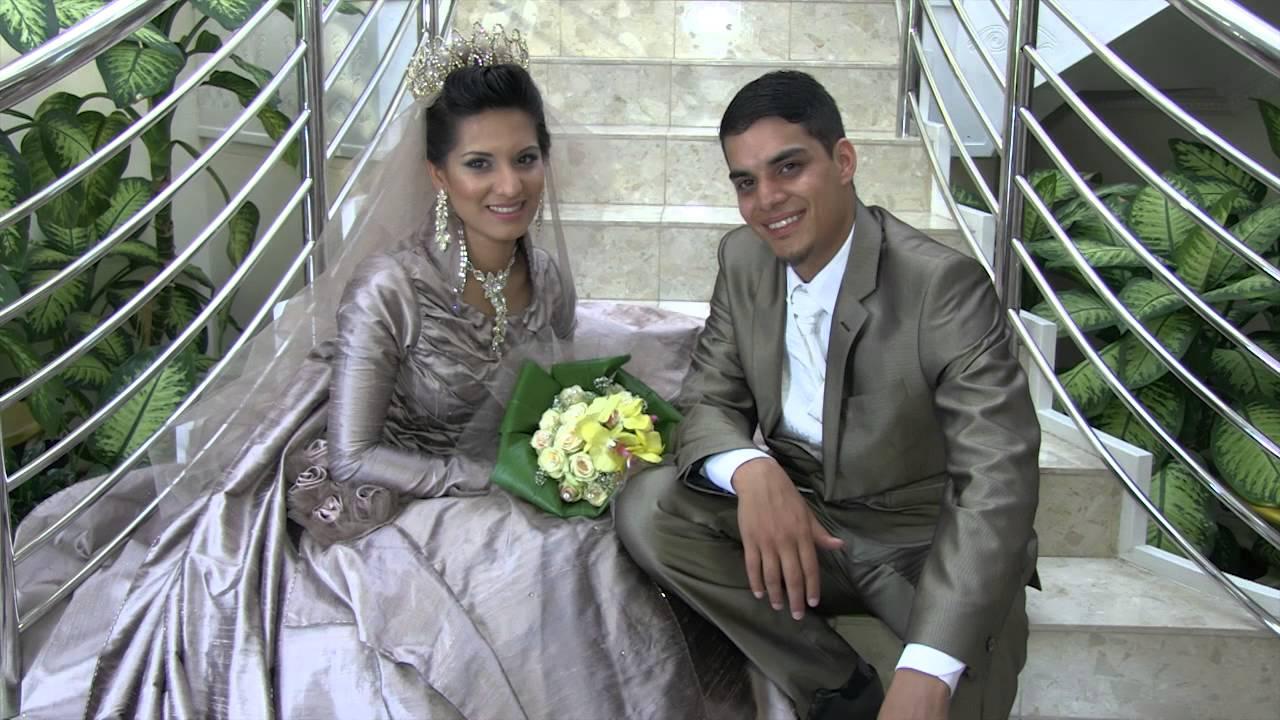 A Muslim Wedding By Cidy Productions