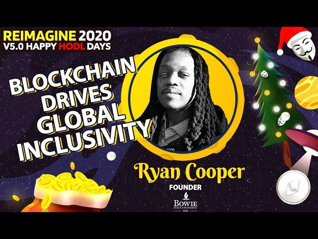 Ryan Cooper - Bowie State University - University Segment