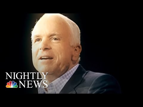 White House Aide Mocks Senator John McCain's Cancer: 'He's Dying Anyway' | NBC Nightly News
