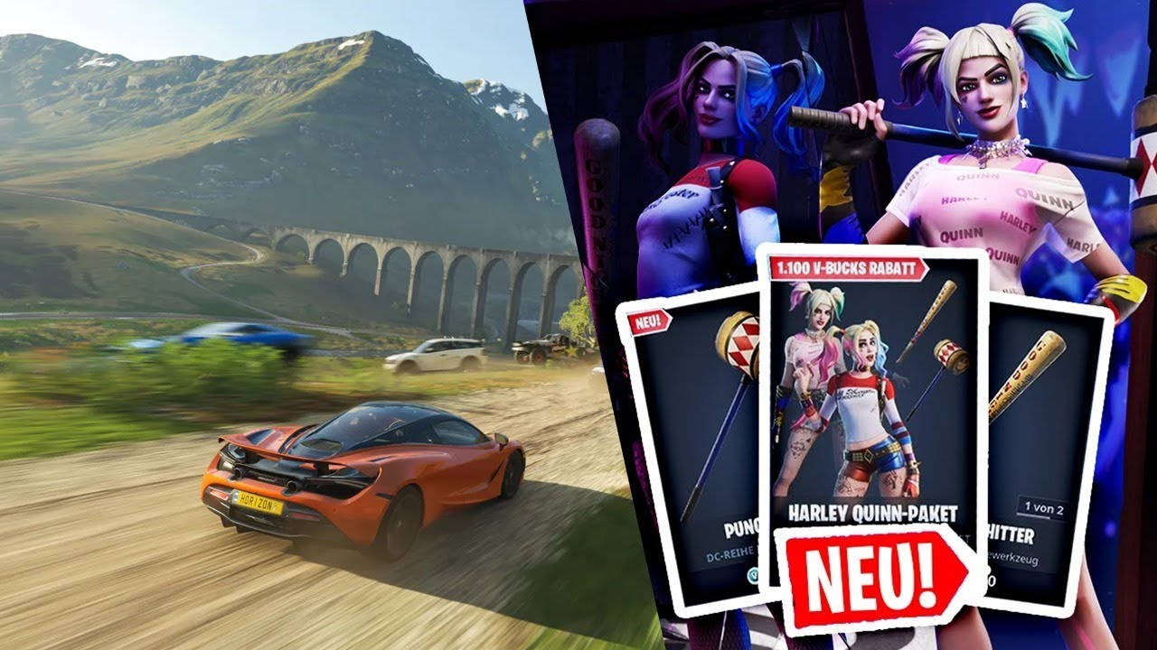 ?Hai la joaca - Astazi jucam Forza Horizon 4 / Fortnite?#22