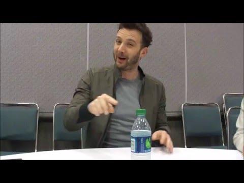 Scorpion : Eddie Kaye Thomas on TobyHappy Relationship