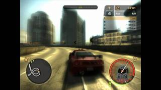 Need for Speed MW test carte graphique