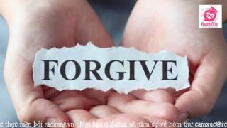 Học cách tha thứ