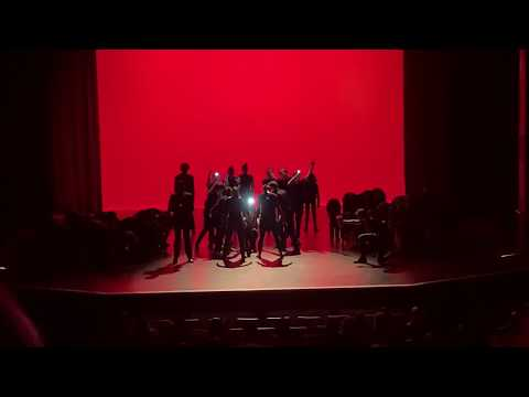 """Satellite High School Performs """"Wait For Me II"""" from Hadestown"""