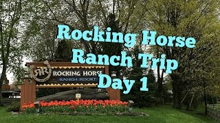 Rocking Horse Ranch All-Inclusive Family Resort Vacation Day 1 (May 2016)