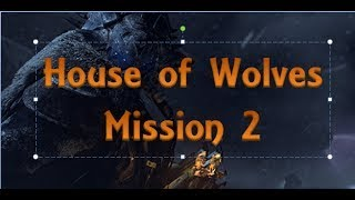 Destiny: House of Wolves Mission 2 (Gone to Ground)