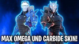 MAX OMEGA AND CARBIDE SKINS! 🔥 | Fortnite: Battle Royale