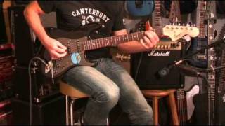 Pack Squier Strat Affinity HSS + Marshall MG15R