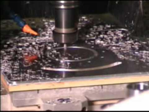 Komo Machine Mach Xtreme Aluminum Circles