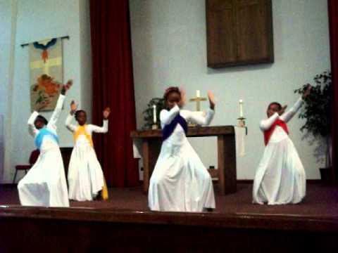 Let it Rain (Open the Floodgates) Spiritual Dance