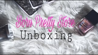 Unboxing | Born Pretty Store Haul + mini review