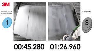 3M™ Flexible Foam Abrasive Discs