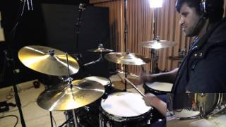 undercover martyn two door cinema club drum cover by vin