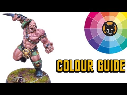 Bloodbowl Ogre - Morg n Thorg proxy - Kujo Painting [Colour Guide]