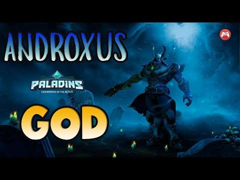 Androxus GOD OB66 -  Paladins ‹ Livi2Play ›