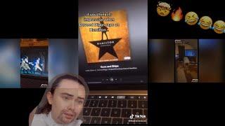 HAMILTON COMPILATION!! Must watch TIKTOKS !!! Pt. 5!