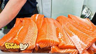 Самый известный суши-ресторан в Корее