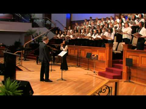 I will bless your Name -Slavic Christian Center Youth Choir At Sulamita Church