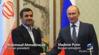 Сирия, роль России в Сирийской войне