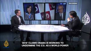 Inside Story US 2012 -  Obama hounded by conspiracy theories
