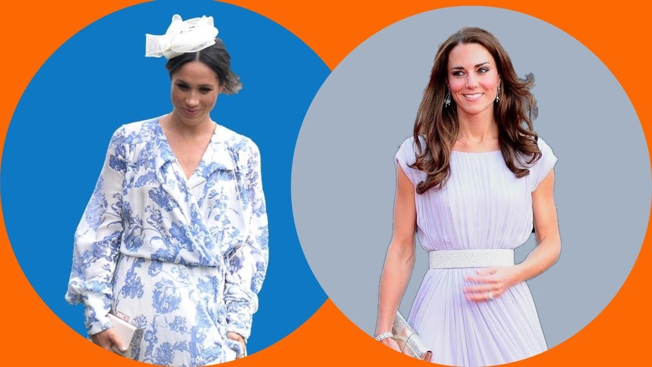 The one colour Meghan Markle and Kate have never worn