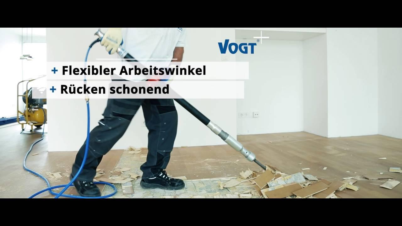 Der VOGT Hammer Am Boden