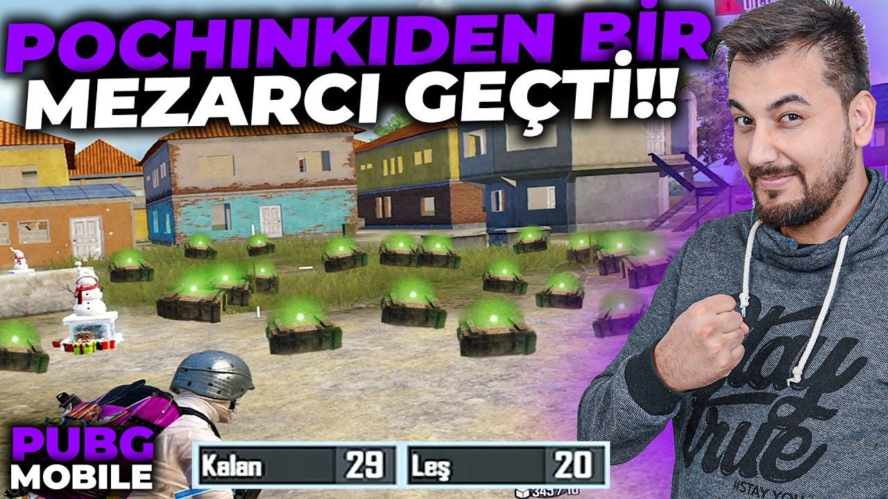 Download POCHINKIDEN BİR MEZARCI GEÇTİ!! / PUBG MOBILE