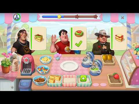 TOWNSHIP GAMEPLAY SWEET WEEK / PASTRY TOURNAMENT #1