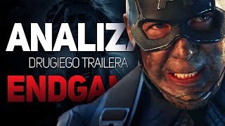 Marvel nas oszukuje?! Analiza 2 trailera AVENGERS ENDGAME!