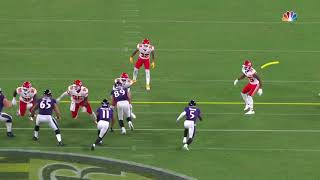 Chiefs defense has left the chat
