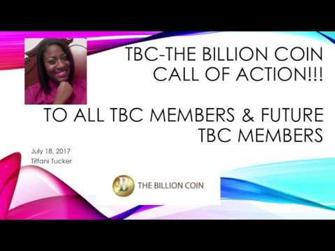 TBC ACT NOW!!! To All Members & Future Members