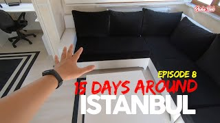 Gambar cover RM3,000 Airbnb Room Tour Di Istanbul | 15 Days Around Istanbul - Ep.08 (ENG SUBS)