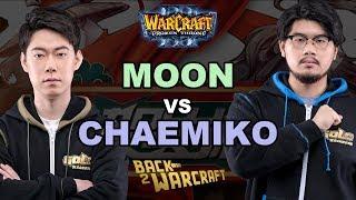 WC3 - New Years Cup - Grand Final [NE] Moon vs. Chaemiko [HU]