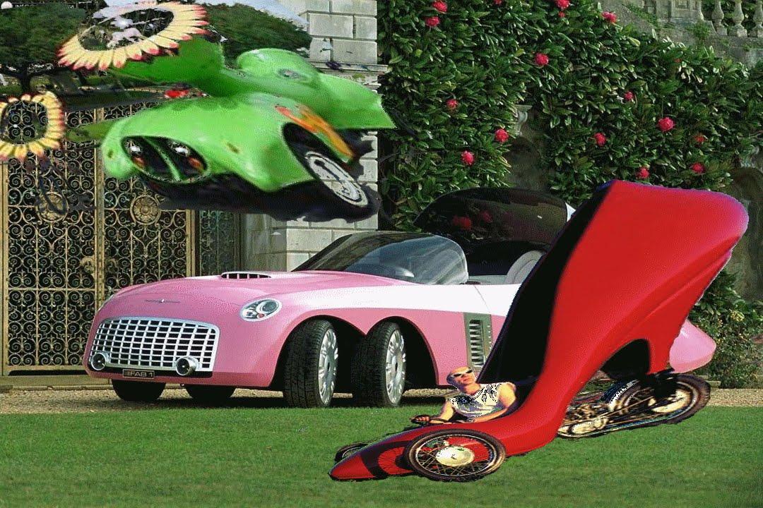 cars weird crazy concept strange