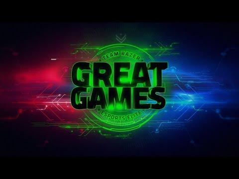 Team Razer: Great Games Trailer