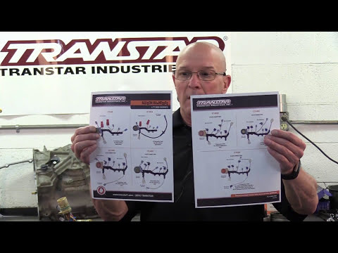 Dave in the Cage - Identifying Allison Wiring Harnesses