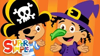 Who Took The Candy? | Halloween Song | Super Simple Songs thumbnail