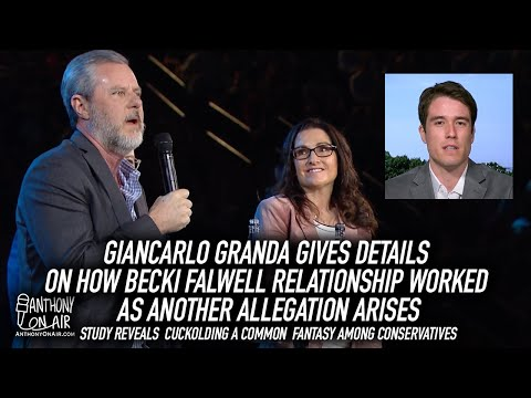 Giancarlo Granda Gives Details On How Becki Falwell Relationship Worked As Another Allegation Arises from YouTube · Duration:  29 minutes 29 seconds