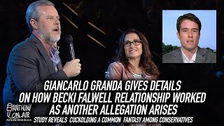 Giancarlo Granda Gives Details On How Becki Falwell Relationship Worked As Another Allegation Arises